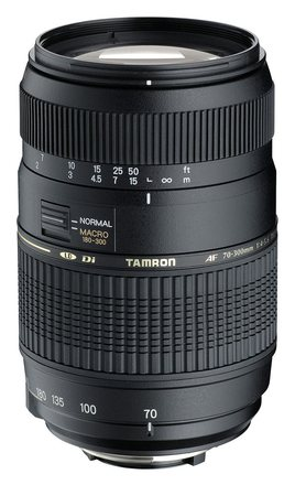 Tamron AF 70-300mm f/4,0-5,6 Di LD Macro pro Sony