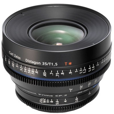 Zeiss Compact Prime CP.2 Distagon T* 35mm f/1,5 Super Speed pro Canon