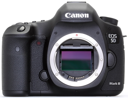 Canon EOS 5D Mark III + Tamron 24-70 mm!
