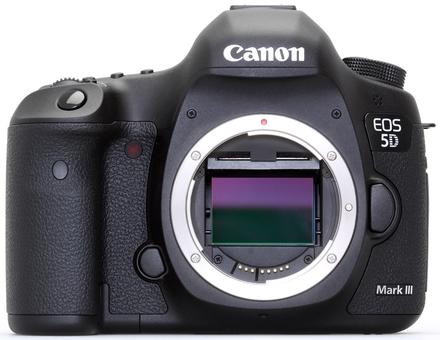 Canon EOS 5D Mark III + Tamron 24-70 mm!