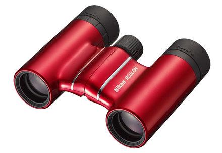 Nikon Aculon T01 10x21 červený