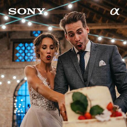 Fotíme svatbu se Sony Alpha – Workshop fotografování páru v přirozeném světle | Jan Martinec