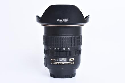 Nikon 12-24mm f/4,0 G IF-ED AF-S DX ZOOM-NIKKOR bazar