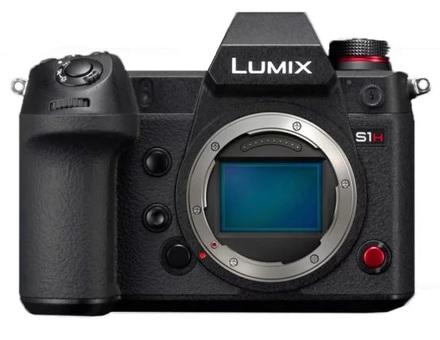 Panasonic Lumix DC-S1H tělo