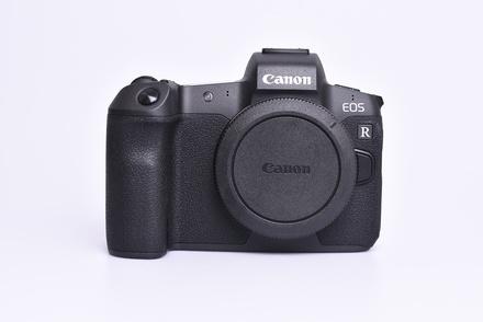 Canon EOS R tělo + EF-EOS R adaptér bazar
