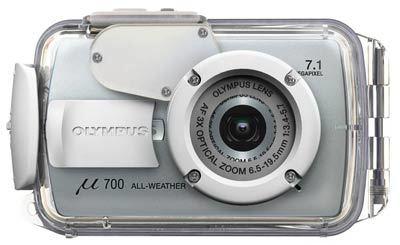 Olympus pouzdro pro MJU-700 CWPC-02