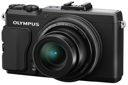 Olympus XZ-2 černý + 16GB karta + pouzdro Dashpoint 20 + čistící utěrka!