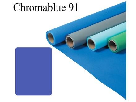 Fomei papírové pozadí 2,7x11m chromablue