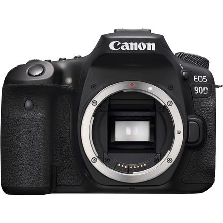 Canon EOS 90D + 18-55 mm IS STM - Foto Kit