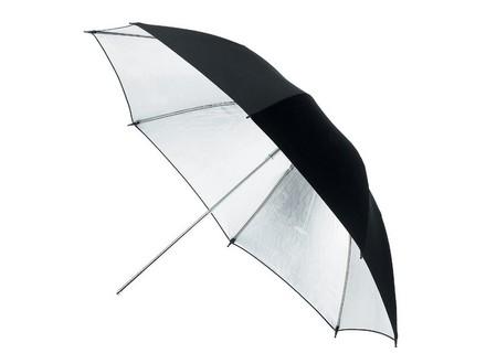 Terronic deštník S-85 stříbrný