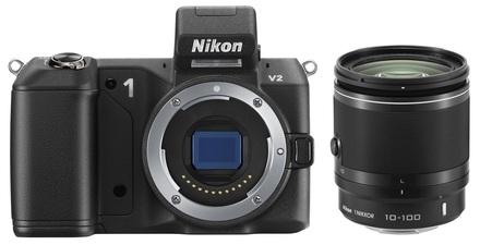 Nikon 1 V2 + 10-100 mm