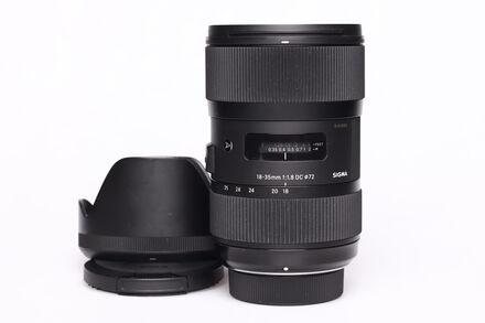 Sigma 18-35mm f/1,8 DC HSM Art pro Nikon bazar