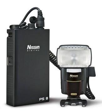 Nissin bateriový zdroj PS 8 pro Canon