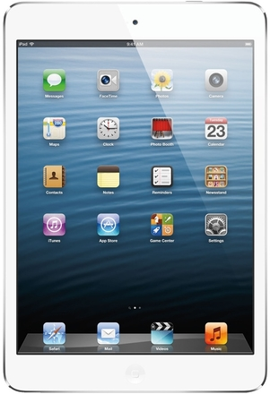 iPad Mini Wifi + Cellular 64GB bílý