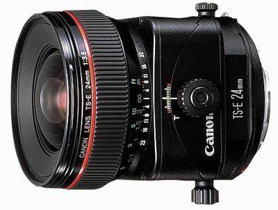 Canon TS-E 24 mm f/3,5 L