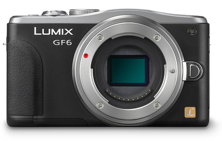 Panasonic Lumix DMC-GF6 tělo
