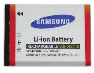 Samsung akumulátor SLB-0837(B)