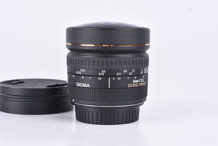Sigma 8mm f/3,5 EX DG Fisheye Circular pro Canon bazar