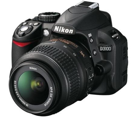 Nikon D3100 + 18-55 mm VR + Tamron 70-300 mm Macro!