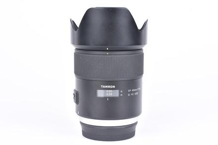 Tamron SP 45mm f/1,8 Di VC USD pro Canon bazar