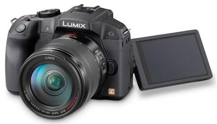 Panasonic Lumix DMC-G6 + 14-140 mm