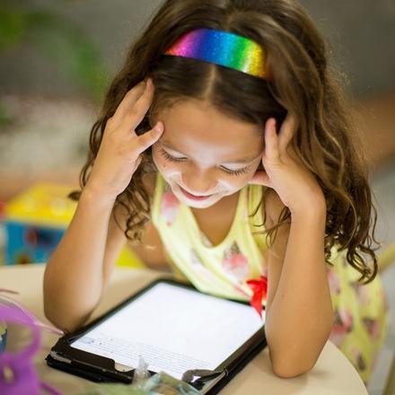 iPad a děti