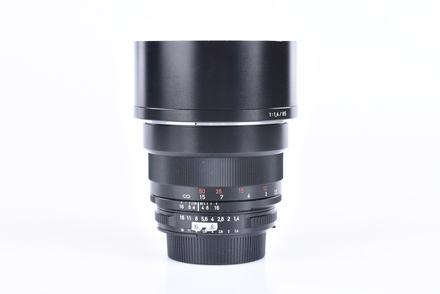 Zeiss Planar T* 85 mm f/1,4 ZF pro Nikon bazar