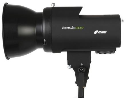 Terronic Basic - 200, 200 Ws/150 W