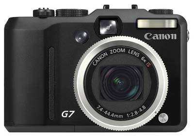 Canon PowerShot G7