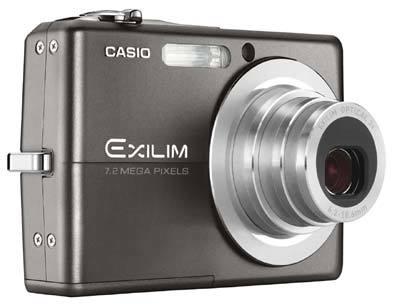 Casio EXILIM Z700 šedý