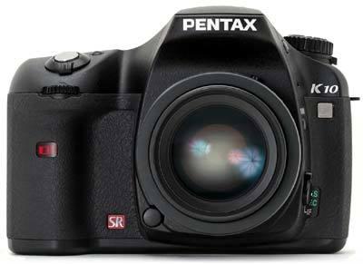 Pentax K10D + DA 16-45 mm