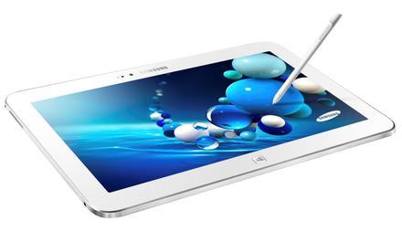 """Samsung ATIV Tab 10.1"""" XE300 WiFi bílý"""