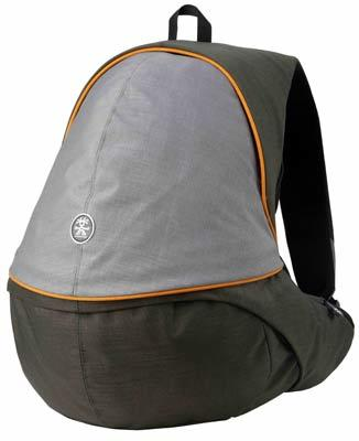 Crumpler Royal Court šedý
