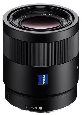 Sony FE 55mm f/1,8 ZA Sonnar T