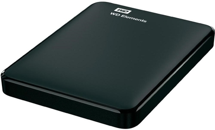 "Western Digital Elements Portable 500GB Ext. 2.5"" USB3.0 černý"