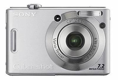 Sony DSC-W35