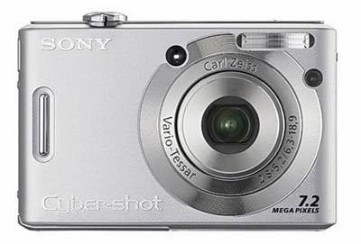 Sony DSC-W35 + MS DUO 256MB karta