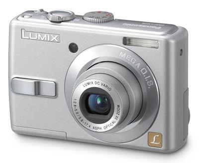 Panasonic DMC-LS75 stříbrný