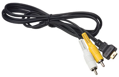 Casio TV / AV kabel EMC 3