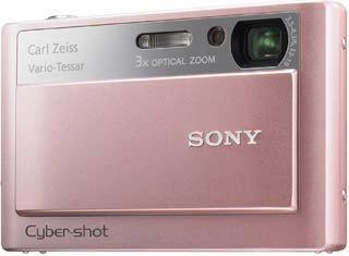 Sony DSC-T20 růžový