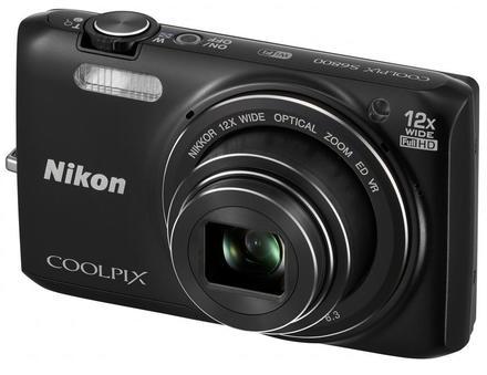 Nikon Coolpix S6800