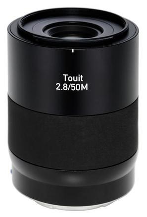 Carl Zeiss Touit T* 50mm f/2,8 X pro Fuji X