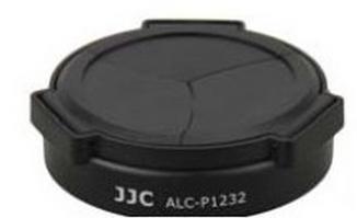 JJC automatická krytka objektivu ALC-P1232 pro Lumix G Vario 12-32mm černá