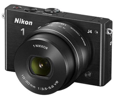 Nikon 1 J4 + 10-30 mm VR PD-ZOOM + 30-110 mm VR