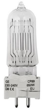 Fomei žárovka GE 650W/3200K CP/89