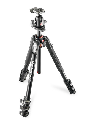 Manfrotto MK 190XPRO4 + 496RC2