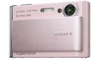 Sony DSC-T70 růžový