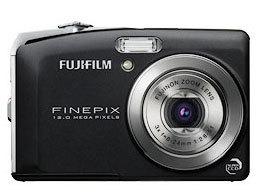 Fuji FinePix F50fd černá