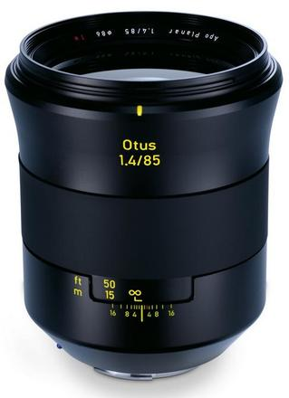 Zeiss Otus 85mm f/1,4 ZE pro Canon