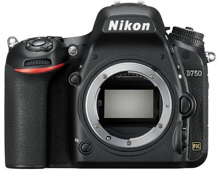 Nikon D750 + Tamron 24-70 mm!